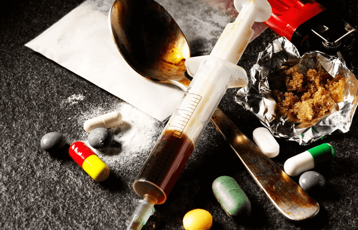 Drugs Addiction Problem
