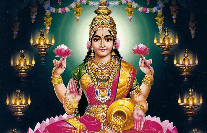 Goddess Lashmi Puja