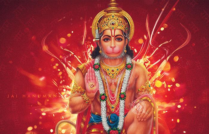 Jai Hanuman puja
