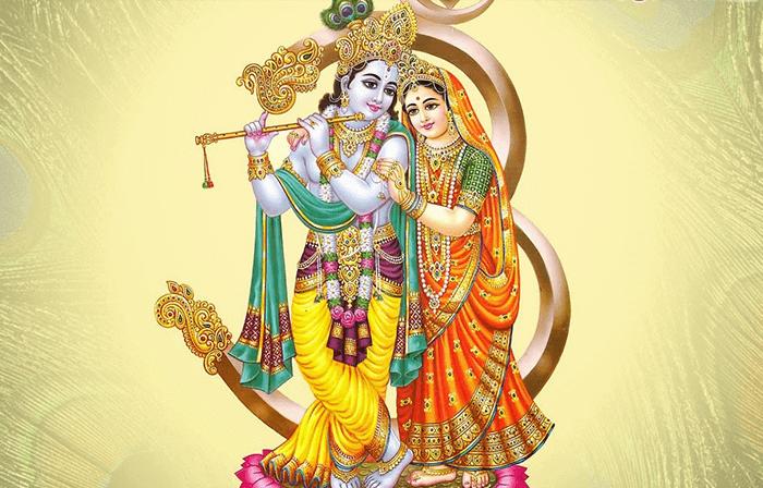 Lord Krishna Puja